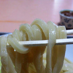 白須うどん - うどんUP_2012-09-11