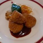 キッチン寿 - 料理写真:ヒレカツ