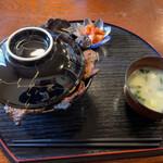PORCO - 料理写真:あま味噌味のロース豚丼