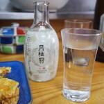かね又 - 燗酒