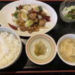 sai-蓮花 - 料理写真:日替わり定食