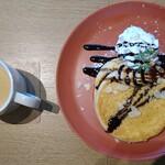 キャンピーク - チョコバナナ、コーヒー