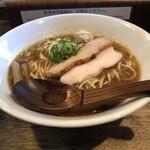 らーめん チキント - 料理写真:ラーメン850円