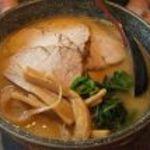 三都屋 - チャーシュー味噌ラーメン