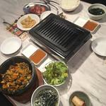daitouen - 焼肉とビビンバが私のです。