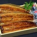 江戸川 - 長焼き(鰻のたれ付き)