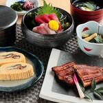 江戸川 - 鰻定食
