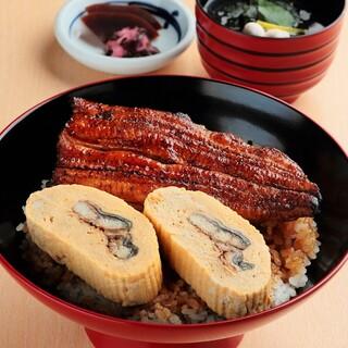江戸川 - うまき丼