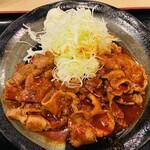 味里 - 料理写真:からし焼き