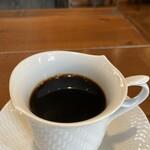 カフェ マルゴ - コーヒー(タンザニア AA FAQ 深煎り)