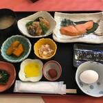 ホテル大将 - 料理写真: