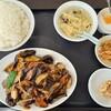 玉仙楼 - 料理写真:なす甘味噌炒め定食