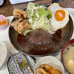 すぷぅぅん - 料理写真:Bランチ税込950円