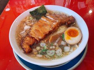 ぶっとび亭 - パーコー麺1,100円