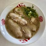 太宰府 八ちゃんラーメン - チャーシューメン