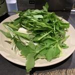 147873888 - 鴨鍋用の野菜