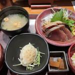 麹蔵 - 鰹のたたき