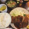 とんかつ カトレヤ - 料理写真:お肉分厚い!