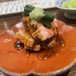 赤坂 こみかん - 鴨肉