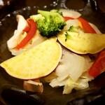 ババダイニング - 蒸し野菜