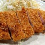 味加味 - 琉香豚トンカツ定食