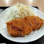 味加味 - 琉香豚トンカツ定食 1250円+税