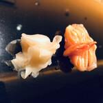 鮨与志乃 - 赤貝