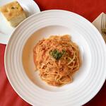 アクアフレスカ - 料理写真:本日の日替りパスタ
