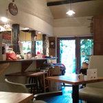 cafe muni - 落ち着く店内