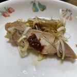 寿楽 - むし鶏