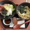 teuchiudonishokuyabongu - 料理写真:日替わり定食
