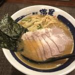 濃厚煮干しそば 麺匠 濱星 - チャーシュー濃厚煮干しそば@1,030円