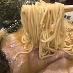 濃厚煮干しそば 麺匠 濱星 - 麺のリフト