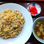 越後屋 - 料理写真:■チャーハン