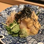 赤坂 ひかわ - 胡麻味噌です