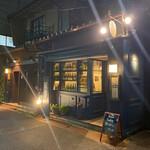 bisutorogyaro - 空堀の夜はひっそりと。レトロなお店が立ち並ぶ大人な雰囲気☆彡