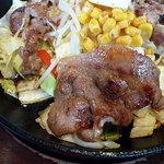 ビッグシェフ - ポーク生姜焼①