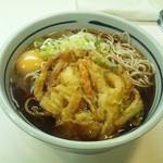 吉そば - 天玉そば大盛り(410円)