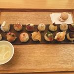 手鞠鮨と日本茶 宗田 -