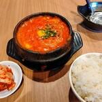 Jundoufutaikou - 純豆腐チゲ