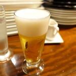 147908065 - グラスビール