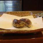 14791428 - 椎茸with海老のすり身