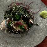 ひょうたん寿司 - ごまさば 780円