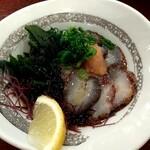ひょうたん寿司 - 海鼠 280円