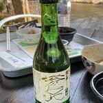 澤乃井園 清流ガーデン - 純米吟醸 蒼天