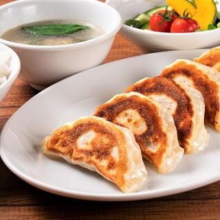 【ランチで恵比寿餃子&本格中華】を存分にお楽しみ頂けます!