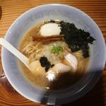 Mendokoroshinohara - 味玉鴨鯛白湯