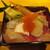 和食と和の酒 火の花 - 「日替わり海鮮重」(1,500円)