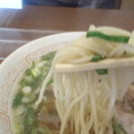北斗亭 - 麺