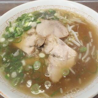 北斗亭 - 料理写真:中華そば(並)